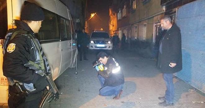 Gaziantep'te kalaşnikofla dehşet saçtılar: 1 ölü