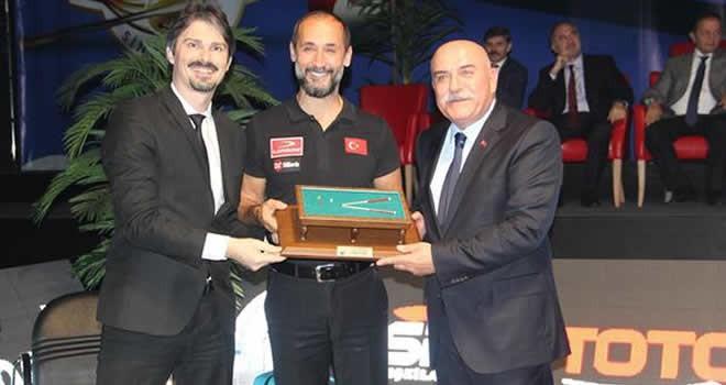 Semih Saygıner, Türkiye şampiyonu oldu!