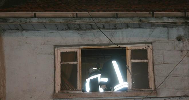Korkunç olay: Tavandan dökülen kurtlar ortaya çıkardı!