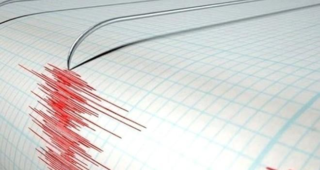 Kahramanmaraş Pazarcık'ta 3.6 büyüklüğünde deprem