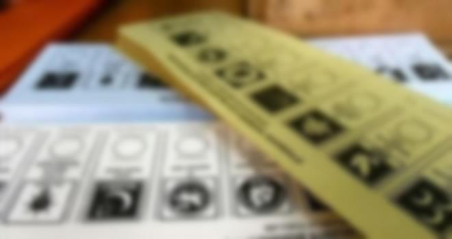 Flaş haber: Seçimlerde oy pusulası böyle olacak !