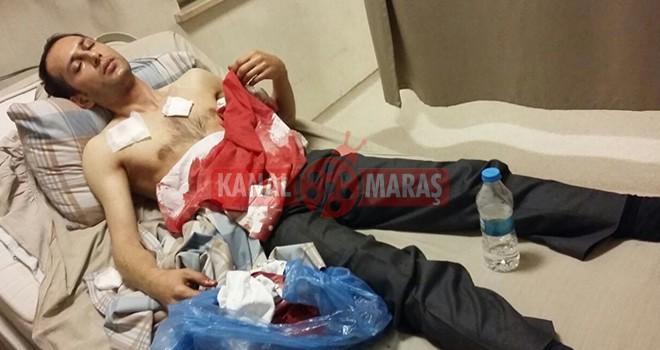 Kahramanmaraş'ta Suriyeliler iki kardeşi bıçakladı