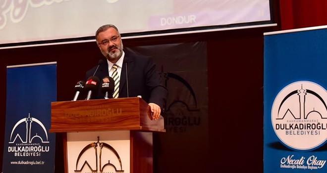 Dulkadiroğlu'nda Kutlu Doğum Haftası programı