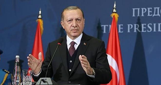 Cumhurbaşkanı Erdoğan'dan ABD'ye zehir zemberek cevap!