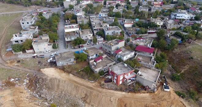 Dulkadiroğlu'ndan Yeşiltepe Mahallesine yeni yol