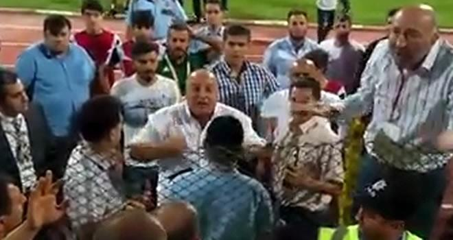 Kahramanmaraşspor taraftarlarının sabrı taştı! Yönetim istifa sesleri