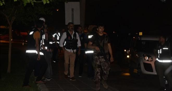 Diyarbakır polisinden büyük uyuşturucu operasyonu