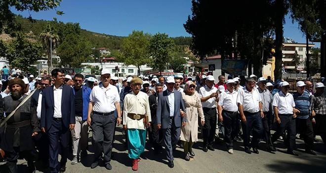 2. Uluslararası Türkoğlu Avasım Geleneksel Türk Oyunları Festivali