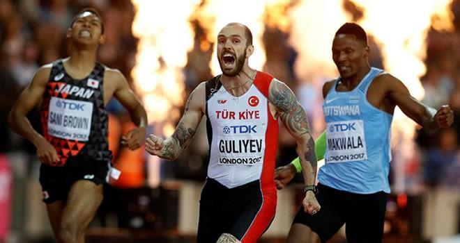 Usaın Bolt'un tahtının yeni sahibi oldu!