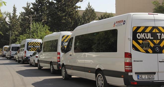 Kahramanmaraş 2017-2018 okul servisi ücretleri belli oldu!