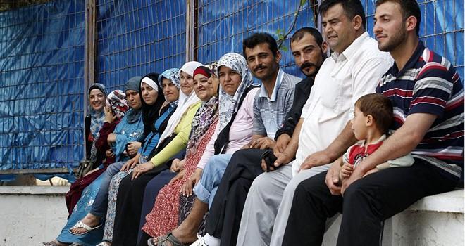 Suriyeli barındıran şehirler artık...