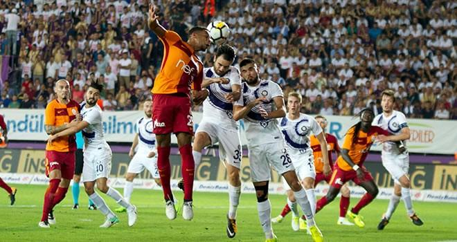 NEFES KESTİ! Osmanlıspor 1-3 Galatasaray