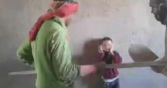 9 yaşındaki çocuğa işkence yapan Suriyeliler yakalandı