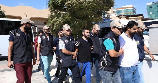 Mersin'de eylem hazırlığındaki 4 PKK'lı terörist yakalandı