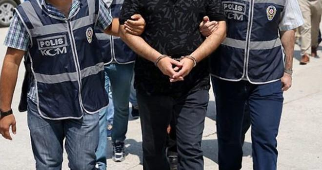 Kahramanmaraş dahil 3 ilde terör örgütü operasyonunda 9 tutuklama