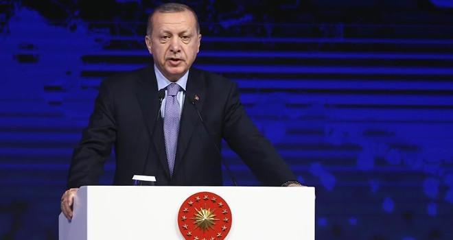 Erdoğan'dan dünyaya teklif: Altınla bu adımı atalım!