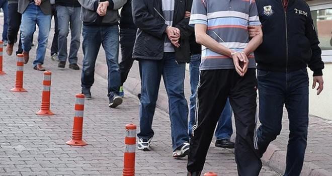 Gaziantep'te 4 kişiye FETÖ tutuklaması