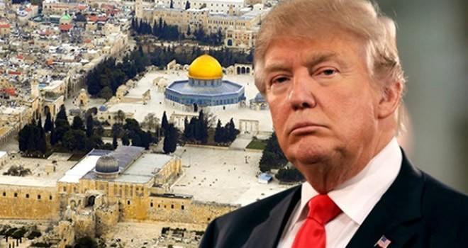 ABD'den ortalığı karıştıracak Kudüs kararı !