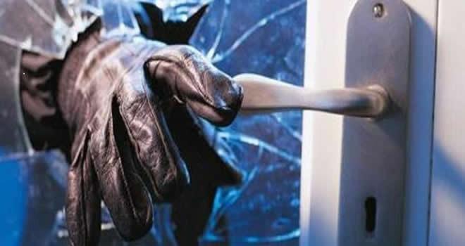 Kahramanmaraş'ta yakalanan 8 hırsızlık zanlısı tutuklandı