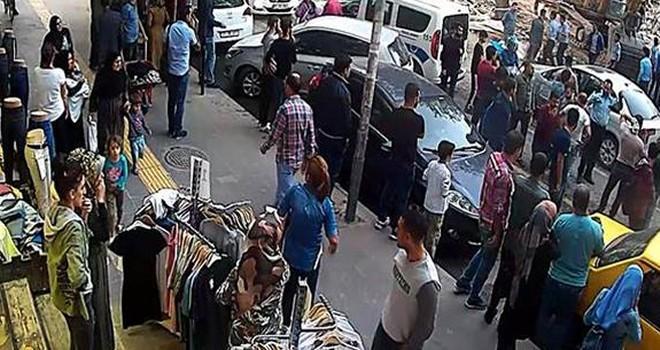 Diyarbakır'da ortalık fena karıştı: zabıtalarla esnaf birbirine girdi!