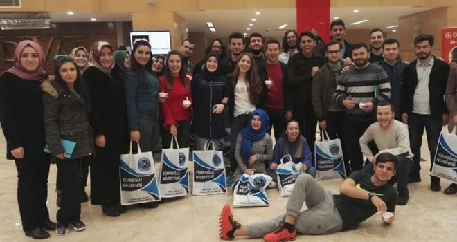 81 İlden 81 öğrenci Türkoğlu'nda buluşuyor!