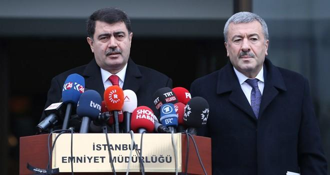 İstanbul Valisi Şahin açıkladı: DEAŞ adına yapıldığı net!
