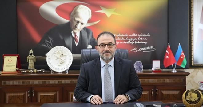 Afşin Belediye Başkanı Güven'den üç aylar ve Regaip Kandil'i mesajı