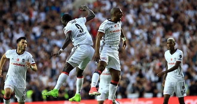 Spor Toto Süper Lig'de şampiyon Beşiktaş