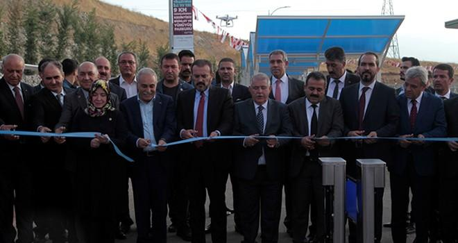 Kahramanmaraş'ta merakla beklenen 'Bisiklet ve Yürüyüş Yolu' açıldı