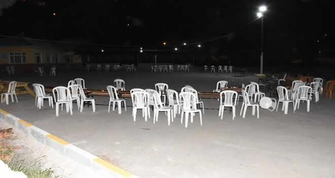Zonguldak'ta bir düğünde silahlı kavga: Yaralılar var!