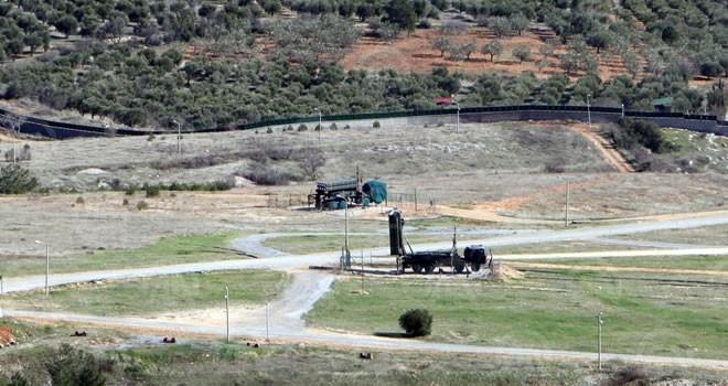 Kahramanmaraş'taki hava savunma sistemi hazır bekletiliyor!