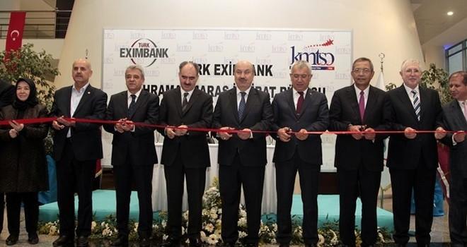 Türk Eximbank Kahramanmaraş İrtibat Ofisi açıldı
