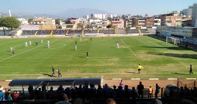 Nazilli Belediyespor-Kahramanmaraşspor maç sonucu: 2-0