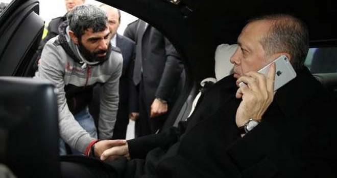 Erdoğan intihardan vazgeçirmişti... İşten eve geldiğinde şok oldu