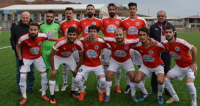 Elbistanspor- Türkoğlu Belediyespor maç sonucu: 0-2