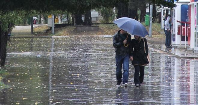 Kahramanmaraş'ta 5 günlük hava durumu! Yağmur devam edecek mi?