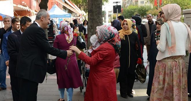 Başkan Okay'ın '8 Mart Dünya Kadınlar Günü' mesajı