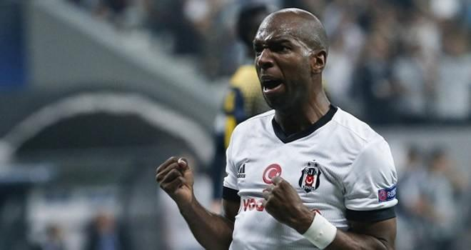 Beşiktaş gol oldu yağdı !