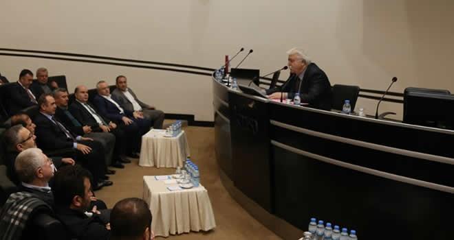 KMTSO 43. Meclis Toplantısı Yapıldı