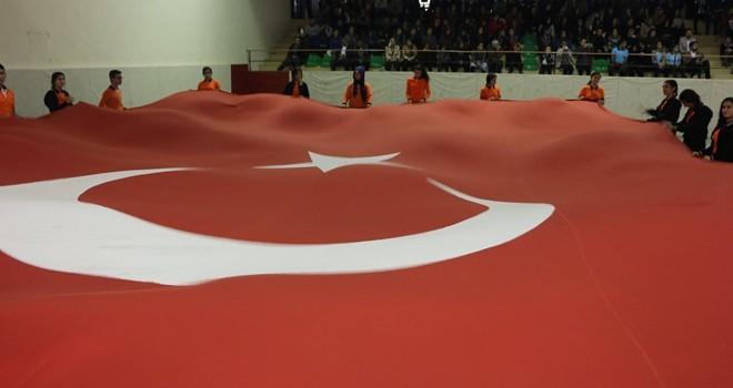29 Ekim Cumhuriyet Bayramı Pazarcık'ta coşkuyla kutlandı