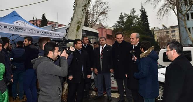Dulkadiroğlu Belediyesi'nden 'Kan bağışı' kampanyasına destek