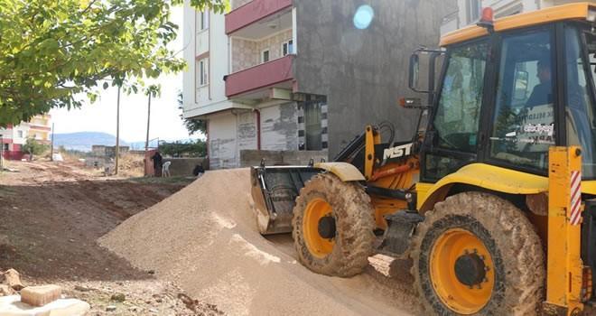 Pazarcık Belediyesi çalışmalarına aralıksız devam ediyor