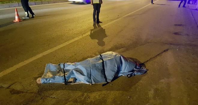 Kahramanmaraş'ta anne-oğul trafik kazası kurbanı
