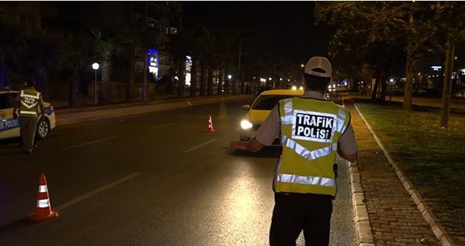 Kahramanmaraş'ta polisten 'Şok' denetim
