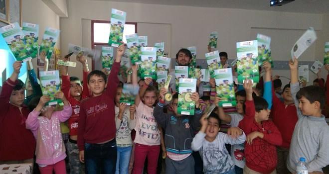 Kahramanmaraş Büyükşehir'den çocuklara çevre eğitimi