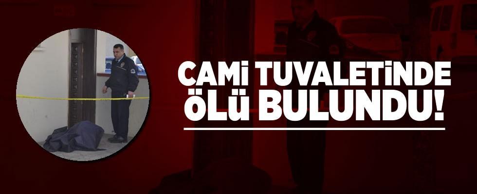 Gaziantep'te, caminin kadınlar tuvaletinde ölü bulundu!