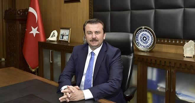 Başkan Erkoç'tan İstiklal Marşı'nın kabulünün 97'nci yıl dönümü mesajı