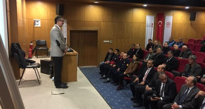 Kahramanmaraş Büyükşehir'den eğitim seminerleri