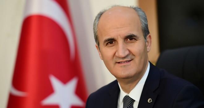 Başkan Okay'dan 29 Ekim Cumhuriyet Bayramı mesajı...