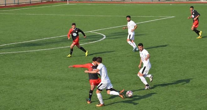 Türkoğlu Belediyespor-Afşin Belediyespor maç sonucu: 2-0